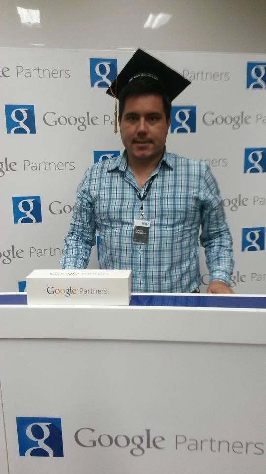 Graduado del curso Display de Google Adwords