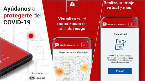 El Gobierno ha publicado una app para la lucha contra el nuevo coronavirus
