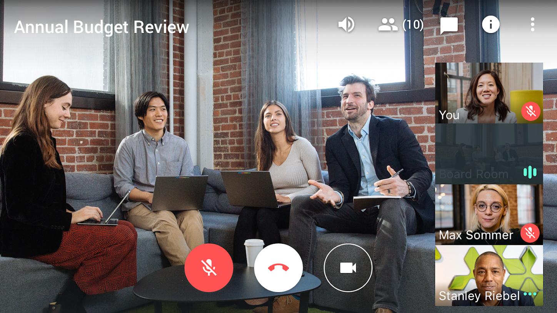 Google Meet: compartir vs. emitir, la diferencia