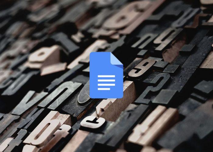Google Docs ya hace sugerencias gramaticales también en español