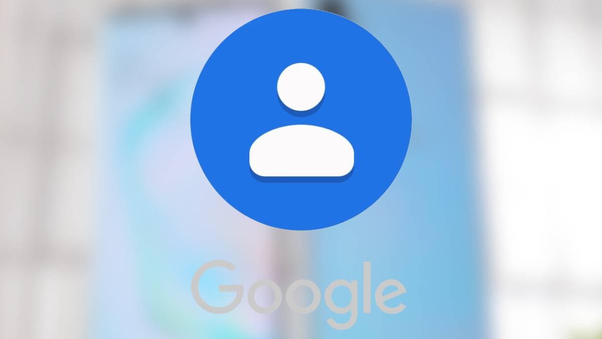 Cómo recuperar todos los contactos borrados de Google