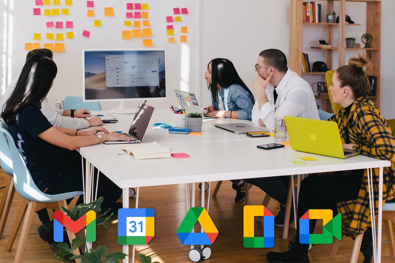 G Suite ahora es Google Workspace: así es el nuevo espacio de trabajo integrado con GMail, Docs y Meet para empresas