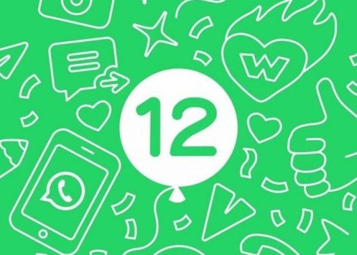 WhatsApp cumple 12 años y en su mensaje de felicitaciones te recuerdan que van por tus datos