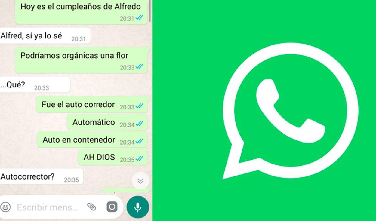 WhatsApp: De esta manera puedes desactivar el autocorrector