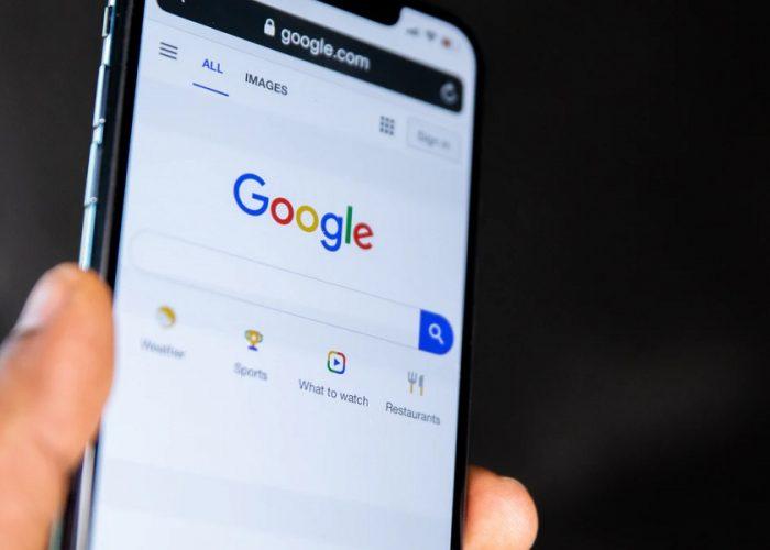 Cómo bloquear el historial de búsqueda en Google desde el móvil con tu huella digital