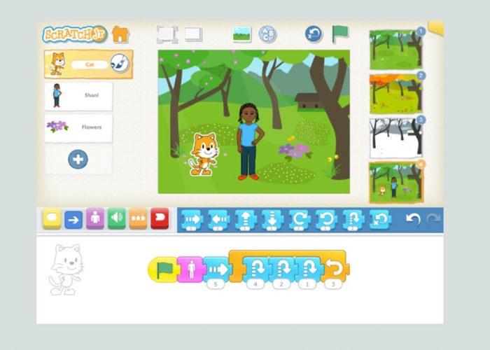 5 apps recomendadas por Google para que los niños aprendan programación