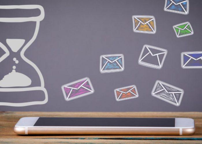 Cómo ahorrar tiempo al crear campañas de email marketing