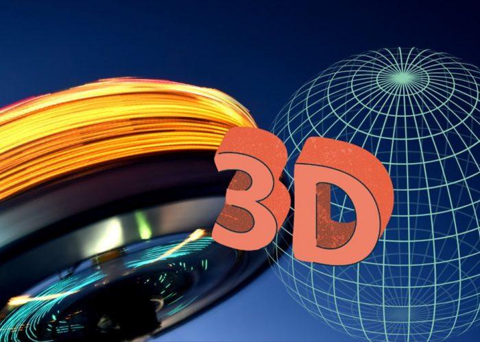 Cómo crear efectos tridimensionales en las fotos de tu página web