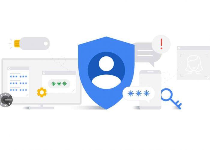 Como mejorar la seguridad de las cuentas de usuario en Google