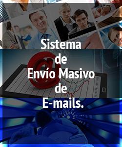 Sistema de Envio Masivo de Correos Electrónicos Emailing en el Peru