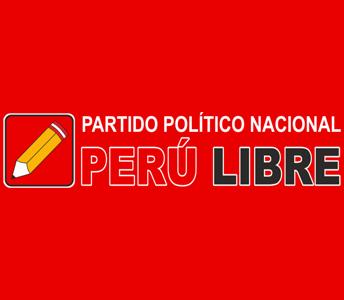 Perú Libre | Pedro Castillo | Partido Político Nacional