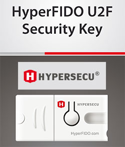 FIdo U2F USB Token